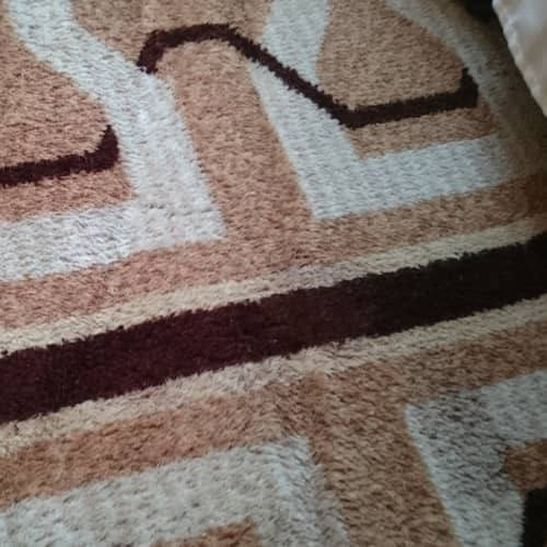 wine stain removed from carpet